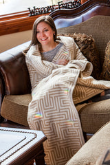 ChappyWrap Blankets and Throws back to school gifts for college kids