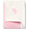 Counting Sheep Pink Mini Blanket