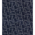 Fair Winds Navy Blanket