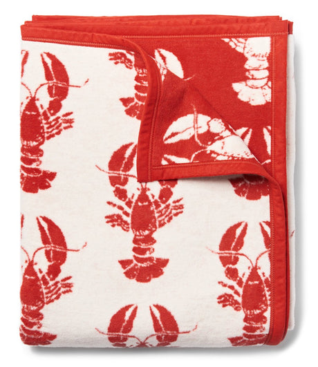 Lobster Shack Blanket