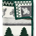Pines and Needles Blanket