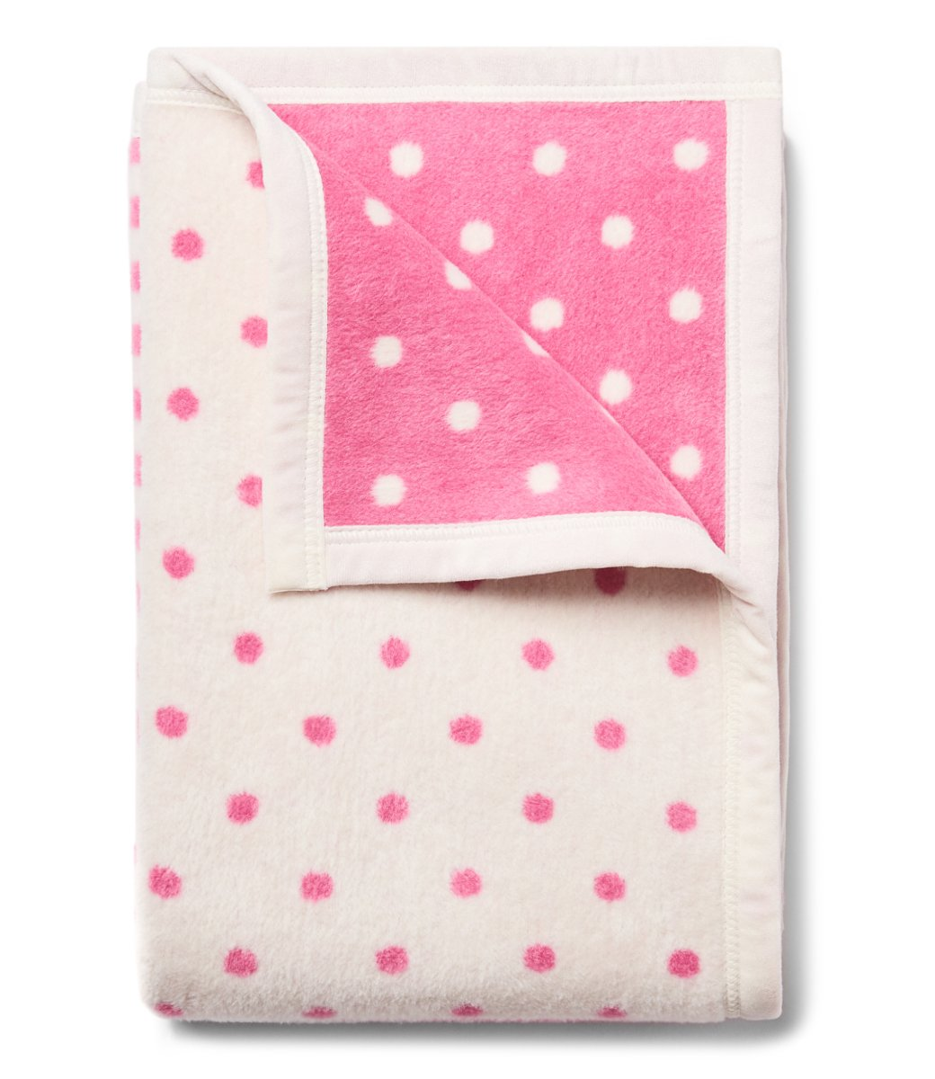 Pretty in Pink Midi Blanket