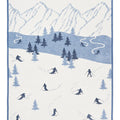 Ski First Tracks Blanket