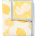 The Amalfi by Lemon Stripes Blanket