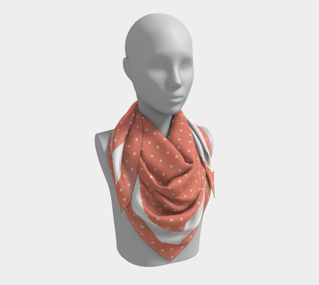 Southern Belle Satin Scarf