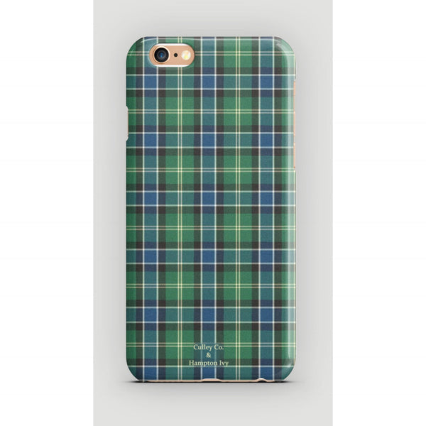 Ivy Plaid Preppy Phone Case
