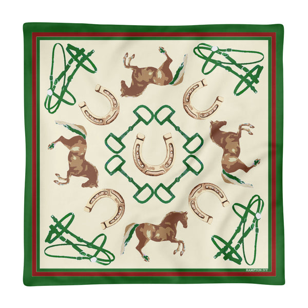 """Stile Equestre"" - Pillow Case"