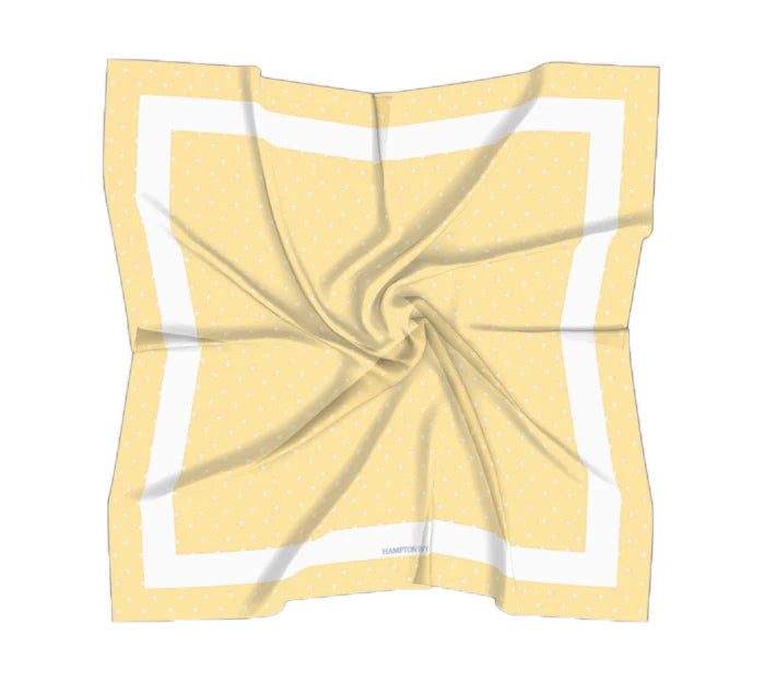 Summer Lovin' Satin / Silk Scarf