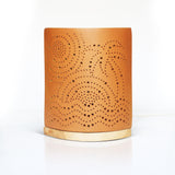 """AYE"" : Decorative TABLE LAMP with wooden base"
