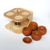 Wooden Dining Table Organizer : All in One Organizer for Dining Table (DT01)