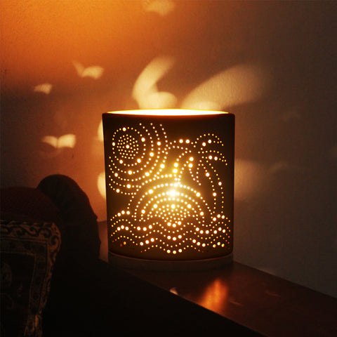 """AYE""  Decorative TABLE LAMP"