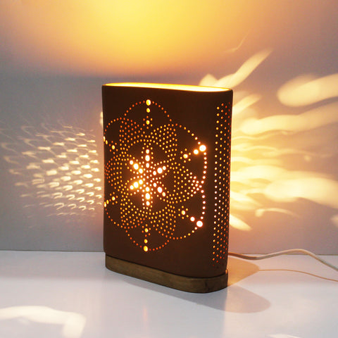 """BUUK"" Decorative TABLE LAMP"