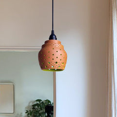 """BEE"" Design1: Terracotta Ceiling Light / Pendant Light / Downlight"