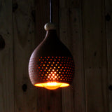 """COCO"" M1 Terracotta Down Light"