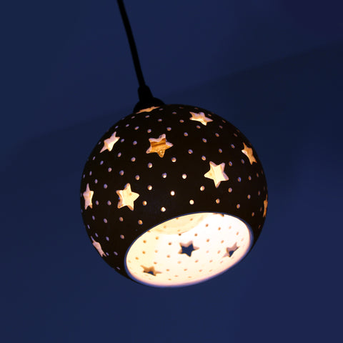 """GLO L STAR"" Hanging Décor Light"