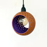 """GLO XL 2Slice"" Design 1 : Ceiling Light / Pendant Light / Downlight"