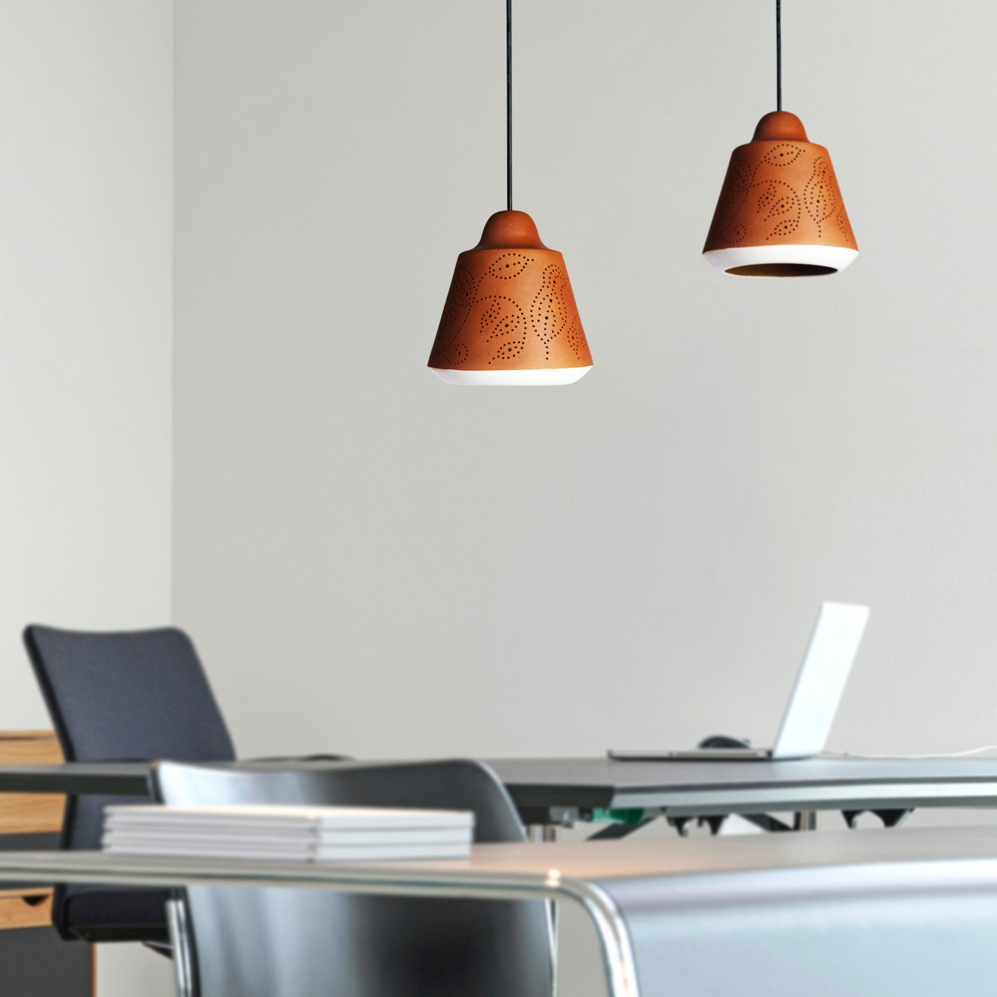 """KONE"" XL: Ceiling / Pendant Light"