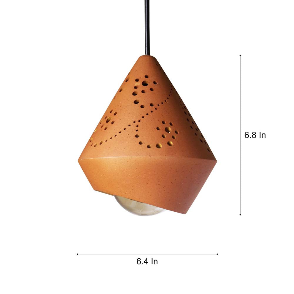 """KONE"" L : Ceiling Light / Pendant Light / Down light"