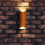 """TRIGO"" WALL : Easy Mounting Wall Light with 3W 2pcs Surface LED"