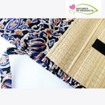 Sling Bag (Madur) : Made of Natural Straw