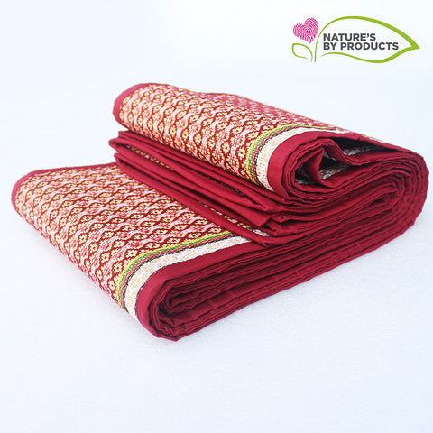 Foldable Mat (Madur) : Natural Carpet