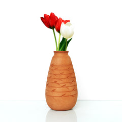 Decorative Terracotta Vase (VS_19A)