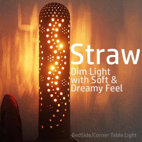 STRAW LIGHT