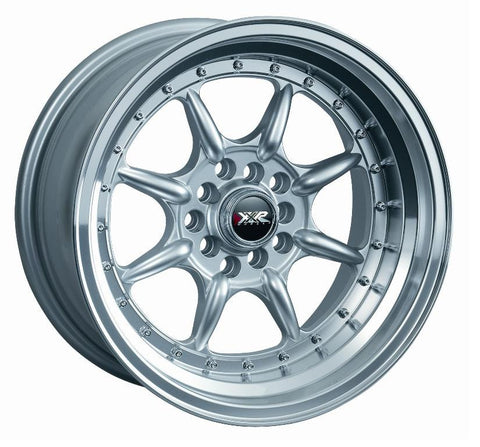 XXR Wheels 002.5 Hyper Silver ML