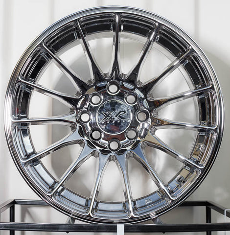 XXR Wheels 550 Platinum