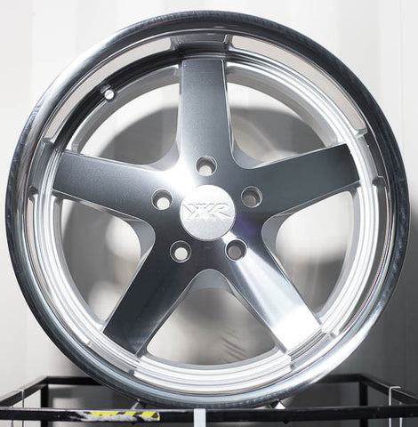 XXR Wheels 968 Machined SSC