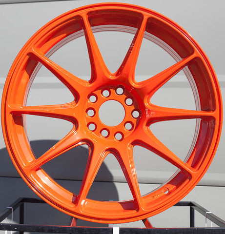 XXR Wheels 527 Habanero