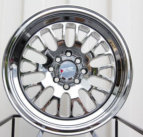 XXR Wheels 531 Platinum