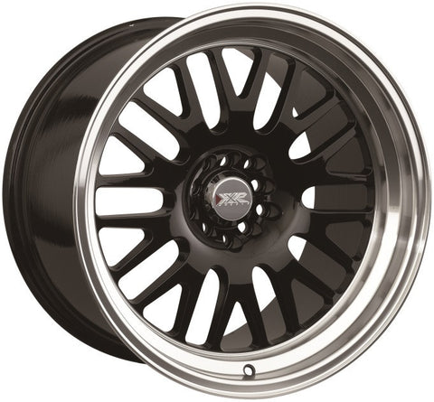 XXR Wheels 531 Black ML