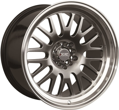 XXR Wheels 531 Chromium Black