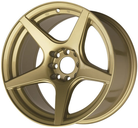 XXR Wheels 535 Gold