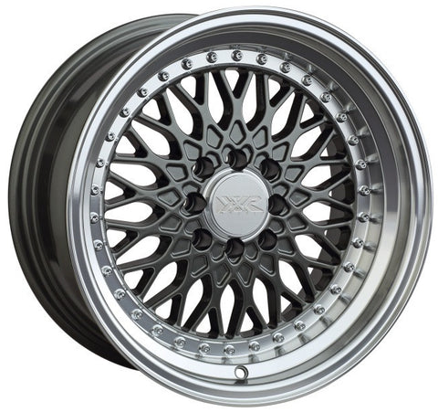 XXR Wheels 536 Gunmetal ML