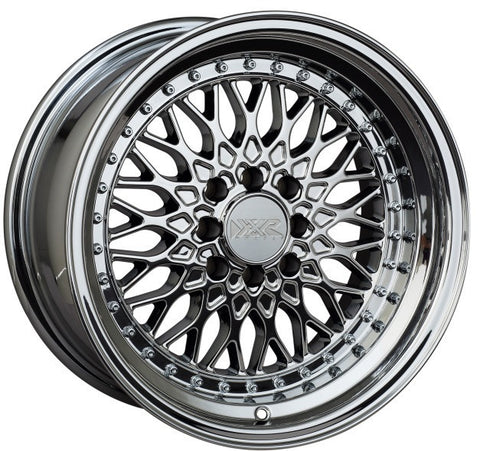 XXR Wheels 536 Platinum