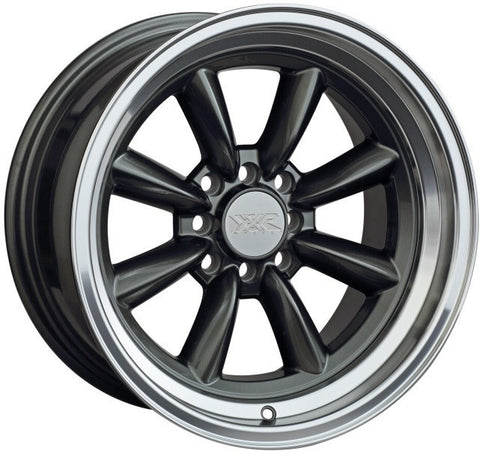XXR Wheels 537 Gunmetal ML