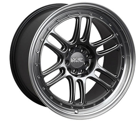 XXR Wheels 552 Chromium Black ML
