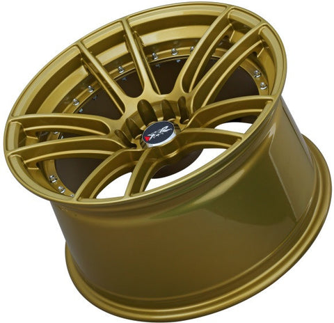 XXR Wheels 969 Gold