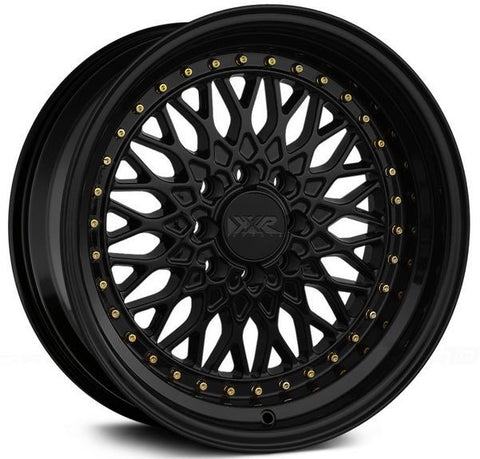 XXR Wheels 536 Black