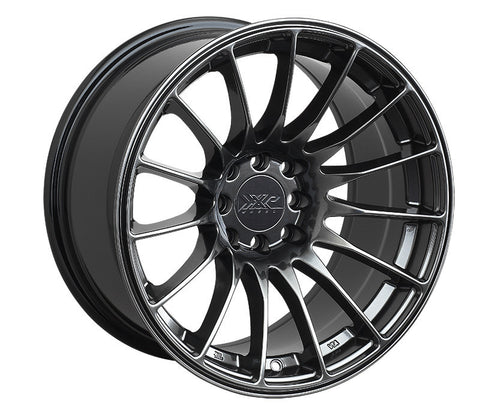XXR Wheels 550 Chromium Black