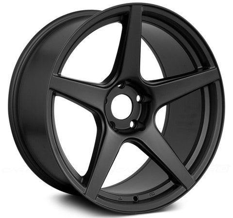 XXR Wheels 535 Flat Black
