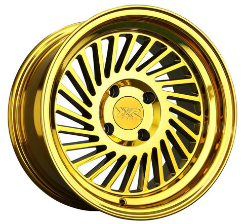 XXR Wheels 005 Gold Platinum