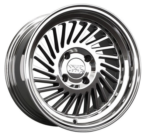 XXR Wheels 005 Platinum