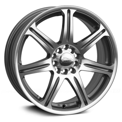 XXR Wheels 533 Machined