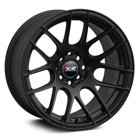 XXR Wheels 530 Flat Black