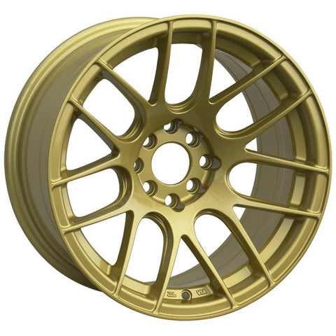 XXR Wheels 530 Gold