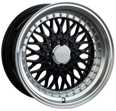 XXR Wheels 536 Black ML