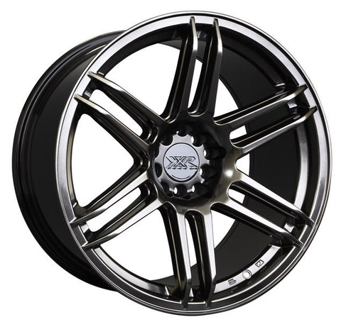 XXR Wheels 558 Chromium Black